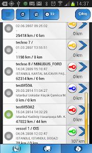 Özse Takip screenshot 2