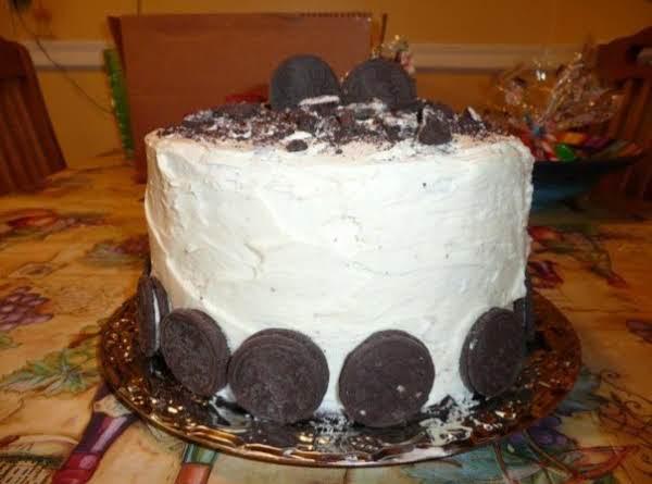Oreo Cake Recipe