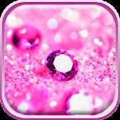 Diamond Heart Live Wallpaper