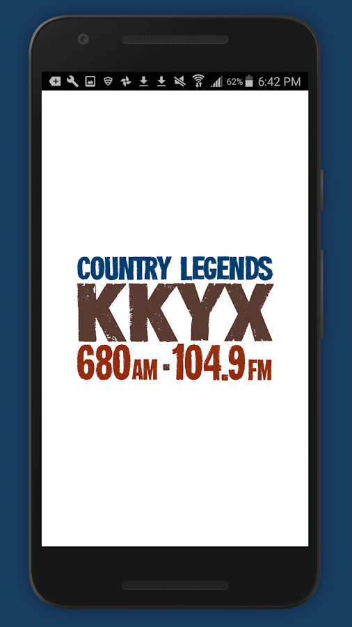 Country Legends KKYX- screenshot