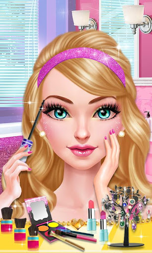Glam Doll Salon: BFF Mall Date 1.5 screenshots 2