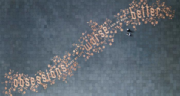 Stefan Sagmeister Typography