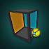 Portal Ball Cube