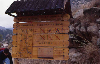Photo: Reserva Natural de La Pedriza