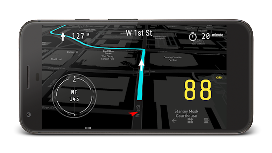 Navier HUD 3 (OBD2 & Navigation)- screenshot thumbnail