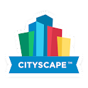Cityscape Local Social Network icon
