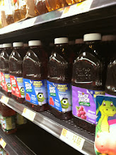 Photo: Monsters University Juicy Juice!!  Love the rollback price of only $2.68 a bottle!