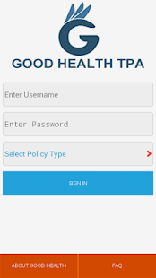 Good Health TPA on Mobile- screenshot thumbnail