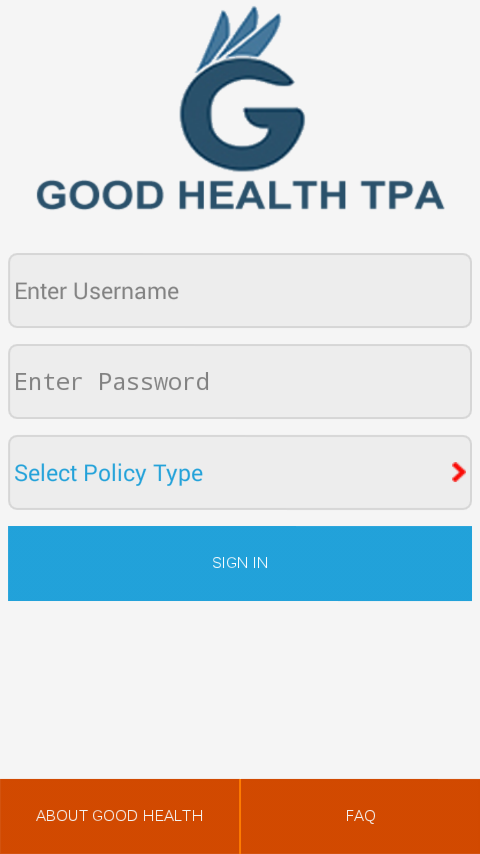 Good Health TPA on Mobile- screenshot