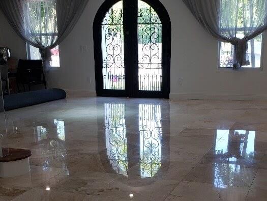 My Family Floor Care Floor Refinishing Marble Polishing