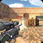 Sniper Tiro Guerra Pistola icon