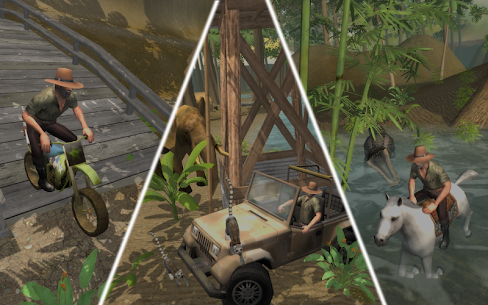 4×4 Safari: Online Evolution Mod Apk Download For Android and Iphone 5