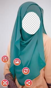 Hijab Photo Maker 2.0 - náhled