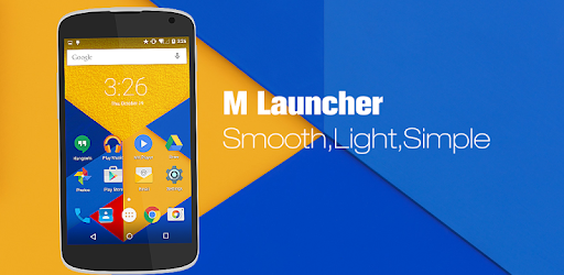 M Launcher -Marshmallow 6 0 - Apps on Google Play