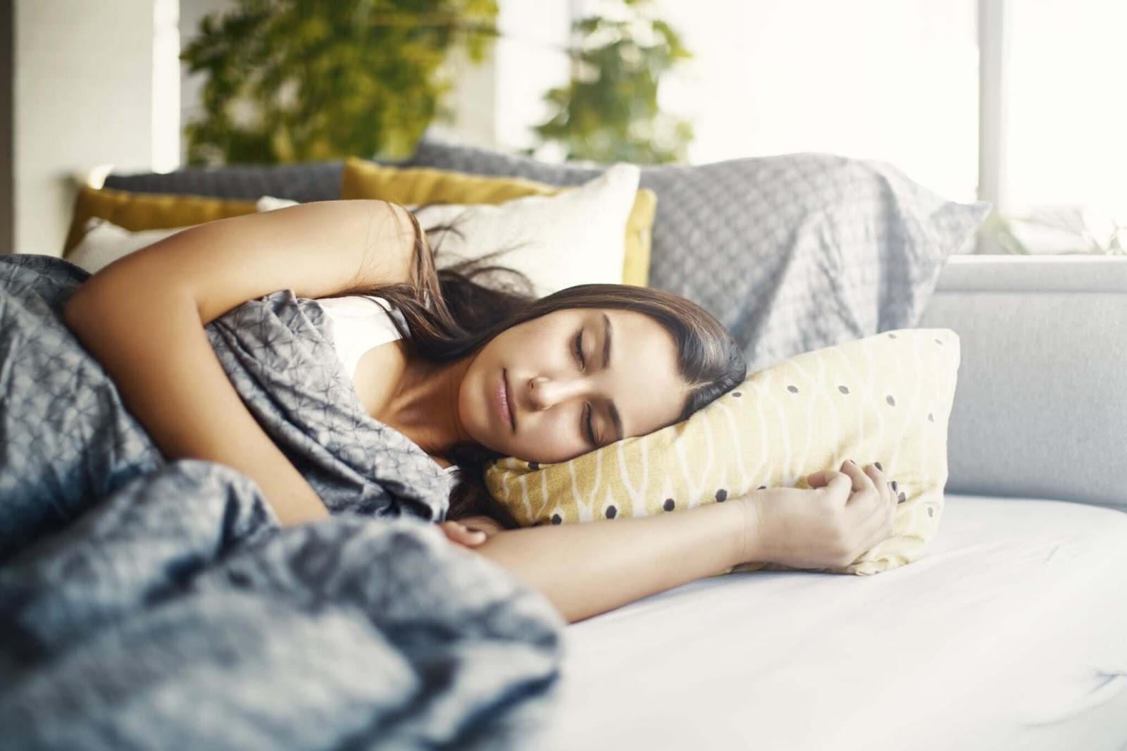 Phòng ngủ là nơi để có những giấc ngủ ngon sau ngày làm việc