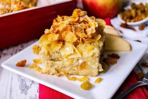 """Sweet Kugel """"This kugel is a must on our holiday table. It's..."""