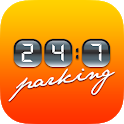 247 Parking icon