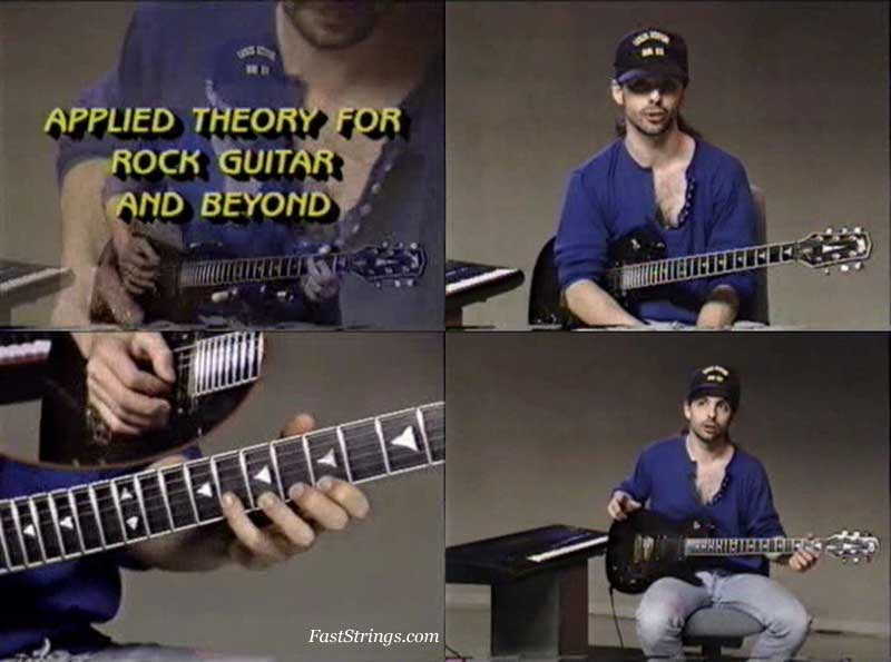 Al Pitrelli - Applied Theory For Rock Guitar And Beyond