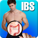 IBS or Irritable Bowel Syndrome icon