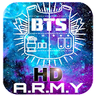 BTS wallpapers icon