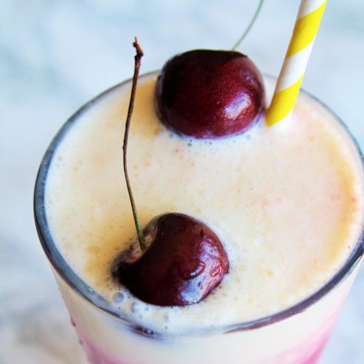 Cherry Lemonade Smoothie Recipe