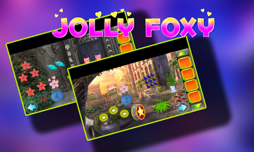Best Escape Games  21 Escape From Jolly  Foxy Game 1.0.0 screenshots 1