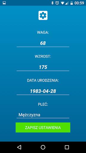 Pedometer screenshot 6