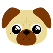 Pugmoji Sticker Album Lite
