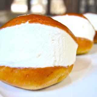 Cream Filled Buns
