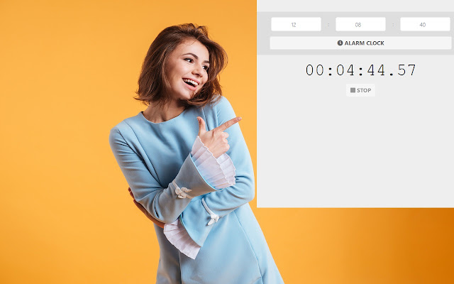 Timer for Google Chrome™