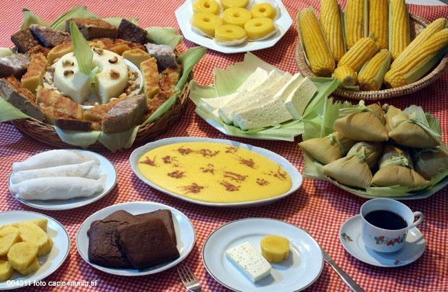 comidas folcloricas