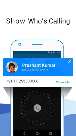 Caller ID, True Call & Call Blocker: Showcaller Screenshot