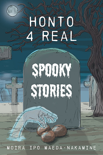 Honto 4 Real Spooky Stories cover