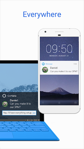 Microsoft Cortana u2013 Digital assistant 2.9.12.2053-enus-release screenshots 3