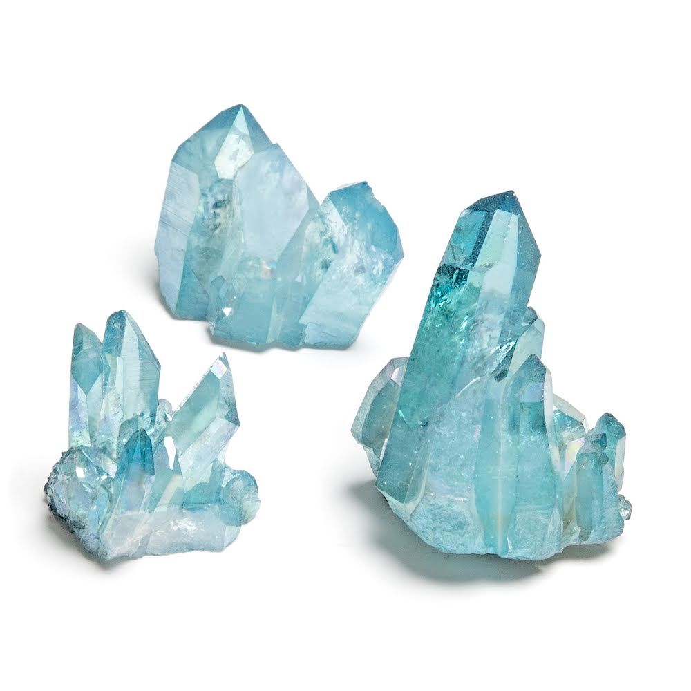 Aqua Aura, kluster per styck