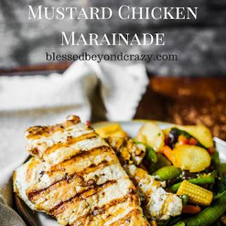 Honey Mustard Chicken Marinade Recipe