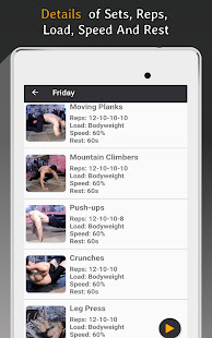 Pro Gym Workout (Gym Workouts & Fitness) 24
