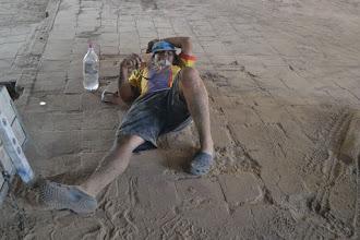 Photo: El descanso