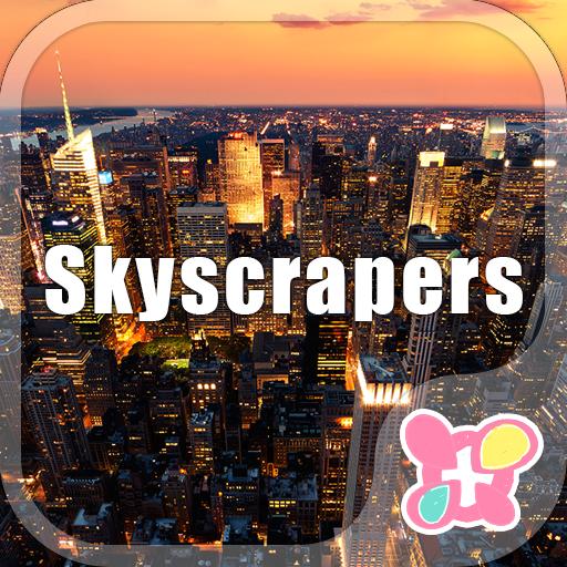 個人化App|Skyscraper 壁紙きせかえ LOGO-3C達人阿輝的APP