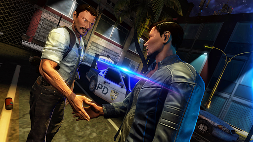 Grand City Battle : Auto Theft Games  screenshots 5