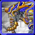 Toy Robot War:Robot Mammoth icon