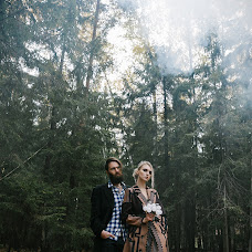 Wedding photographer Anastasiya Sluckaya (slutskaya). Photo of 25.09.2017