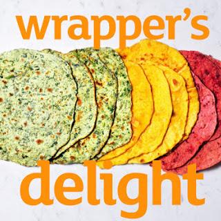 Baked Tortilla Wraps Recipes.