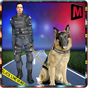 Police Dog Crime Chase icon