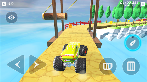 Car Climb Stunts 3D screenshot 4