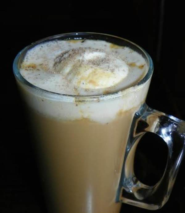 Vanilla Coffee White Hot Chocolate Recipe