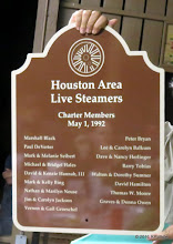 Photo: Charter Member sign.   HALS 25th Anniversary Meet 2016-1112 RPWhite