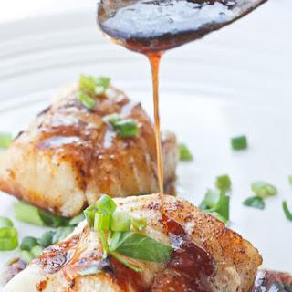 Kentucky Bourbon Seared Cod Recipe