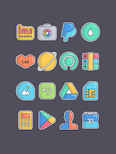 Olympia Sticker – Icon Pack (MOD, Paid) v1.2 3