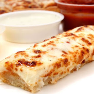 Garlic Bread Pizza Sticks